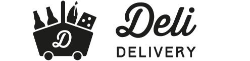 Deli Delivery branding