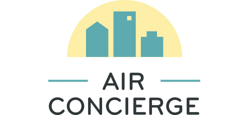 Air Concierge Branding