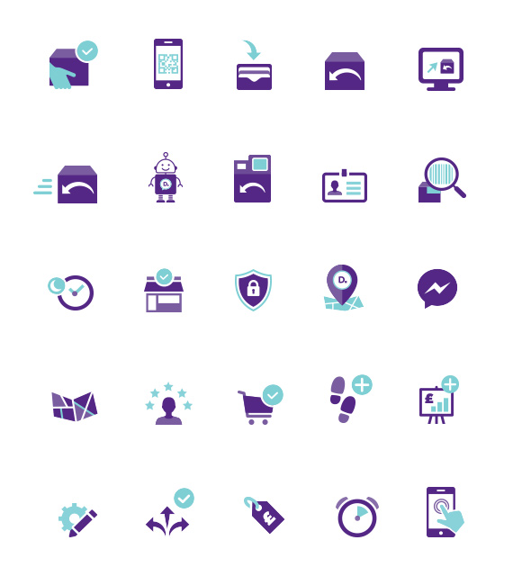 Doddle - icons